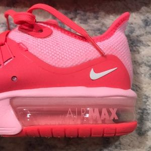 Nike Shoes - Hot Pink Nike Air Max
